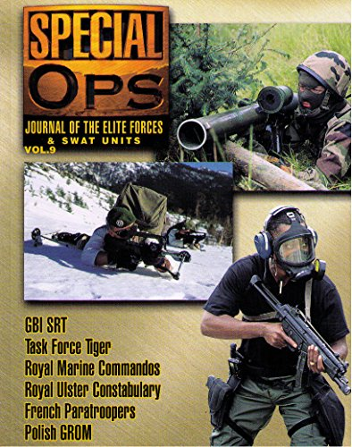 9789623616607: 5509: Special Ops: Journal of the Elite Forces and Swat Units (9) (Concord - Special Forces Series) (v. 9)