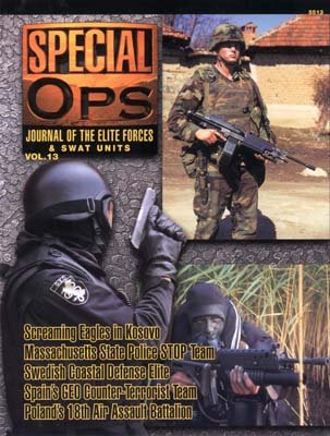 9789623616645: 5513: Special Ops: Journal of the Elite Forces and SWAT: Units 13 (Concord - Special Forces Series) (v. 13)