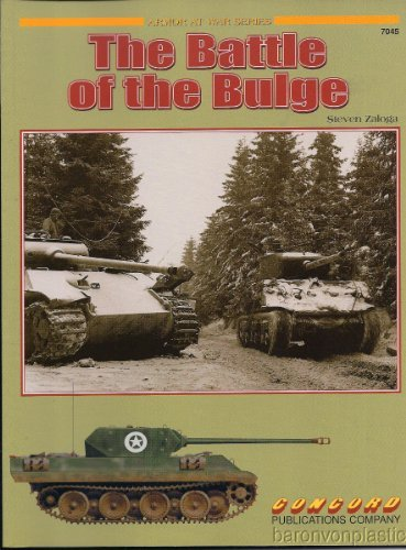 9789623616898: The Battle of the Bulge: December 1944 - January 1945