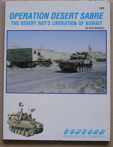 Operation Desert Sabre The Desert Rat's