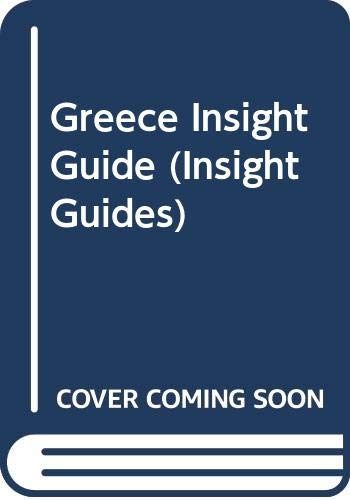 9789624210552: Greece Insight Guide (Insight Guides)