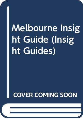 9789624212631: Melbourne Insight Guide (Insight Guides)