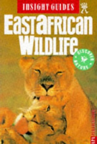 9789624212761: East African Wildlife Insight Guide (Insight Guides) [Idioma Inglés]