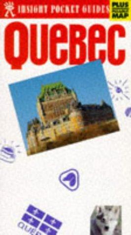 9789624216035: Quebec Insight Pocket Guide