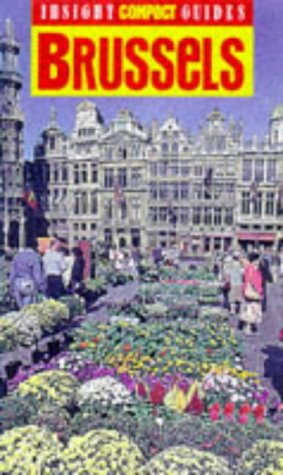 9789624218404: Brussels Insight Compact Guide Insight Compact Guides