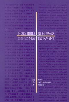 9789625131450: Chinese English Bible Simplified Union/niv New Testament By Chinesebible hk
