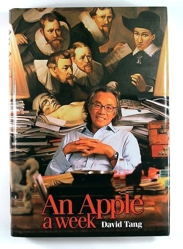An Apple a Week An Apple A Week, David Tang, New, 9789625778518 Never used!