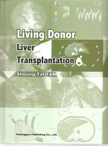 9789625821153: Living Donor Liver transplantation