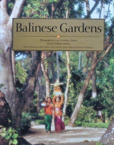 9789625930190: Balinese Gardens