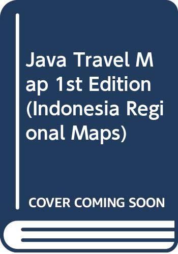 9789625930404: Java (Periplus Travel Maps)