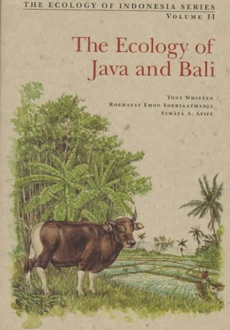 9789625930725: Ecology of Java & Bali (Ecology of Indonesia Series)