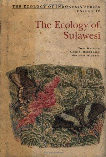 9789625930756: The Ecology of Sulawesi