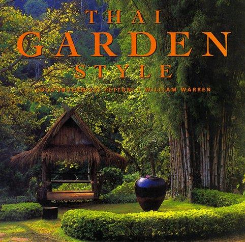 9789625931371: Thai Garden Style