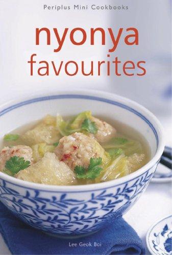9789625933412: Nonya Favourites (Periplus Mini Cookbook)