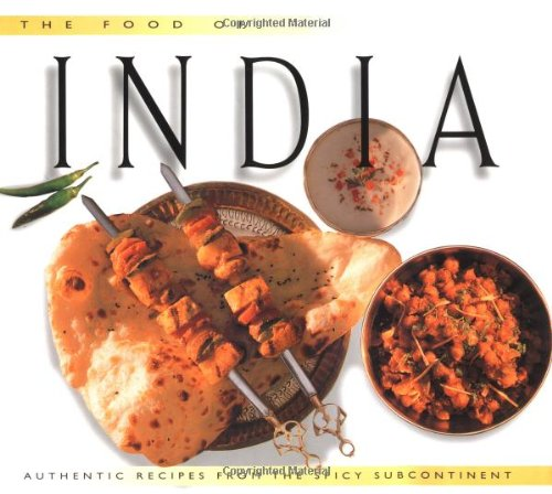 9789625933917: Food of India (H) (Food of the World Cookbooks)