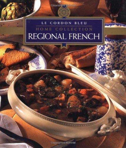 9789625934297: Regional French (Le Cordon Bleu)