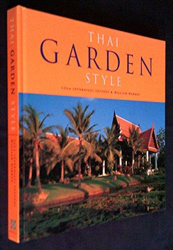 9789625934518: Thai Garden Style