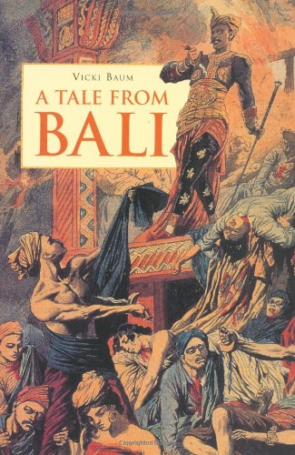 9789625935027: A Tale from Bali