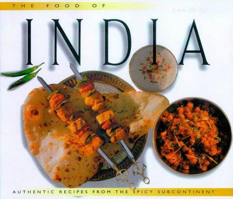 9789625936031: Food of India (International Edition) (Periplus World Cookbooks)