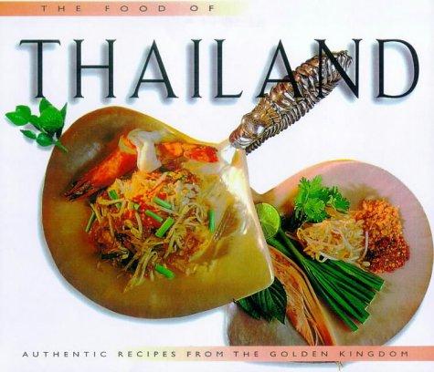 9789625936086: The Food of Thailand (Periplus World Cookbooks)