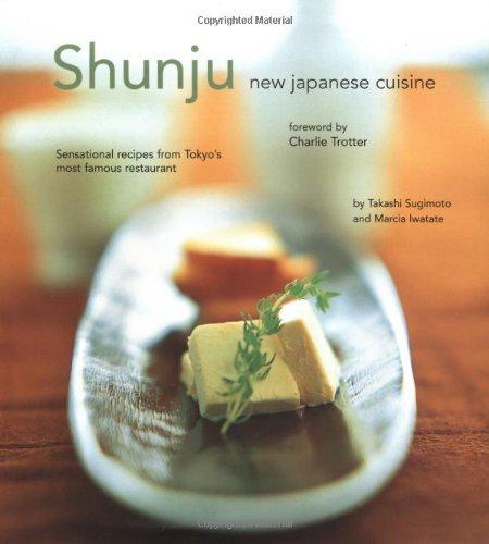 Shunju New Japanese Cuisine: Iwatate, Marcia