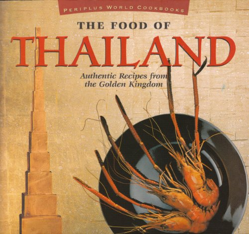 9789625936444: Food of Thailand