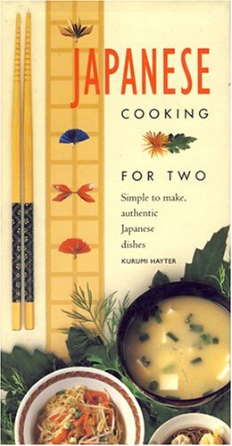 9789625936543: Japanese Cooking For Two
