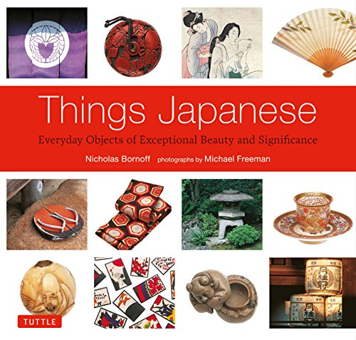 9789625937823: Things Japanese