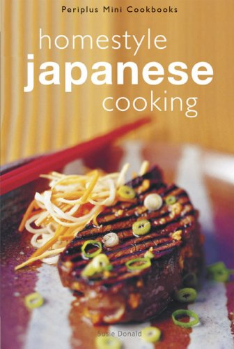 9789625939780: Homestyle Japanese Cooking