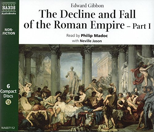 9789626340714: The Decline and Fall of the Roman Empire, Part I (Classic Non Fiction) (Pt. 1)
