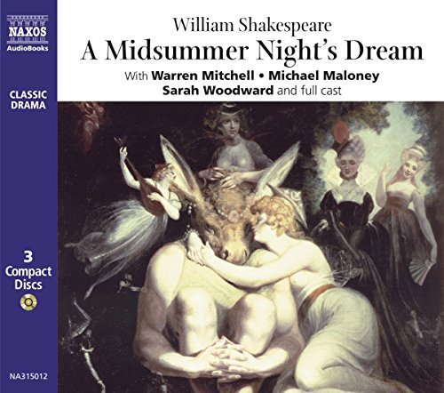 9789626341506: A Midsummer Night's Dream: Performed by Warren Mitchell & Cast (Classic Drama)
