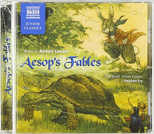 Aesop's Fables 9789626342077: Aesop, Anton Lesser