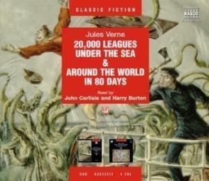 20000 Leagues Under Sea-Unabr: Jules Verne