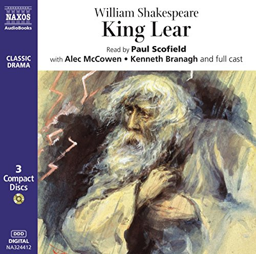 King Lear (Naxos AudioBooks): William Shakespeare