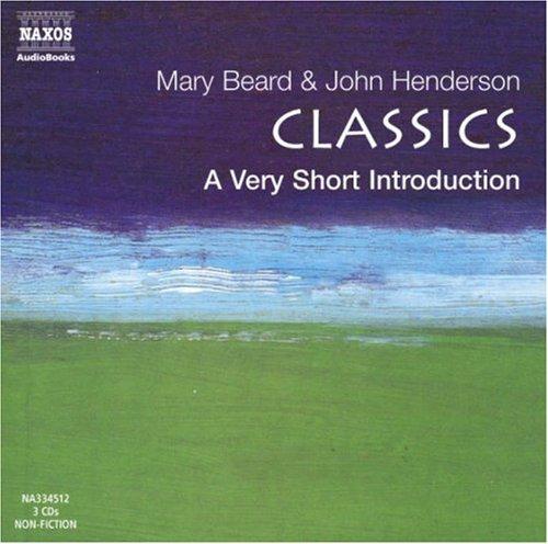 9789626343456: Classics: A Very Short Introduction (Non-fiction)