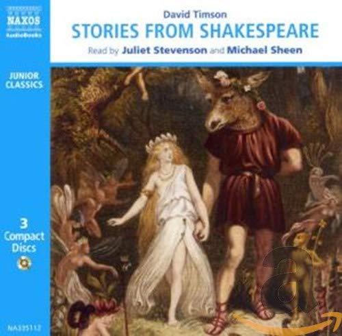 Stories from Shakespeare (Junior Classics): Timson, David