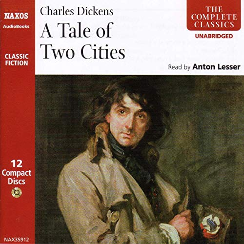 9789626343593: A Tale of Two Cities (Naxos AudioBooks)