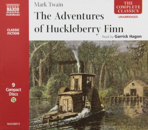 The Adventures of Huckleberry Finn (Complete Classics): Mark Twain