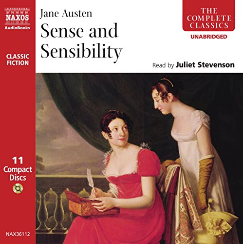 9789626343616: Sense And Sensibility (Naxos AudioBooks)