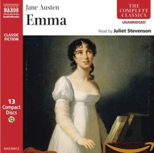 Emma: Jane Austen, Juliet Stevenson