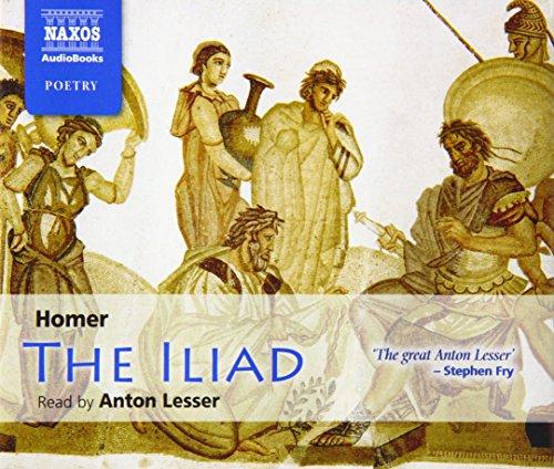 9789626344583: The Iliad: Abridged (Naxos Poetry)