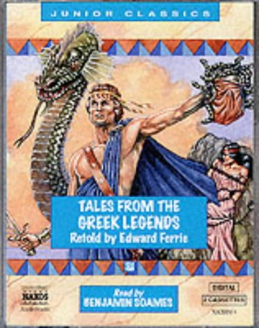 9789626345191: Tales from the Greek Legends (Classic Literature with Classical Music)