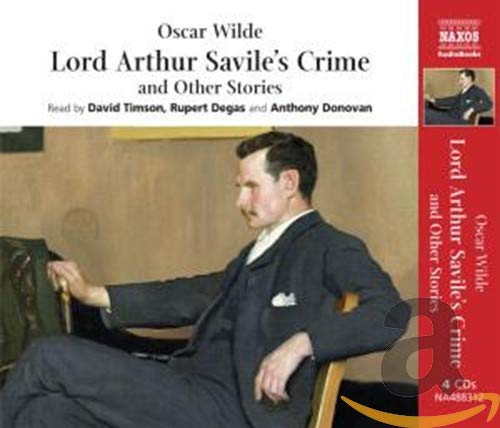 9789626348833: Lord Arthur Savile's Crime and Other Stories (Complete Classics)