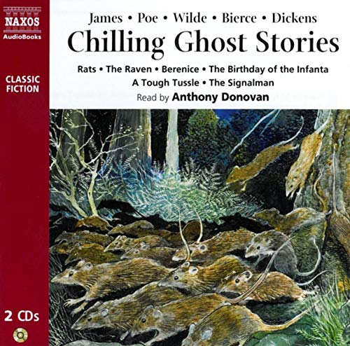 9789626349113: Chilling Ghost Stories (Naxos Classic Fiction)