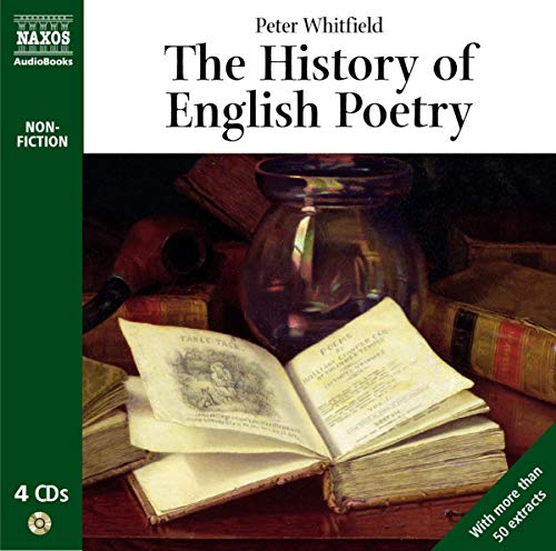 The History of English Poetry (Naxos Audio) (Non-fiction): Peter Whitfield