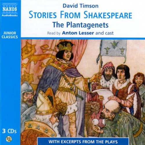 9789626349199: Stories from Shakespeare: The Plantaganets (Junior Classics)