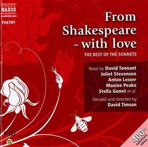 9789626349564: From Shakespeare with Love (Great Poets)