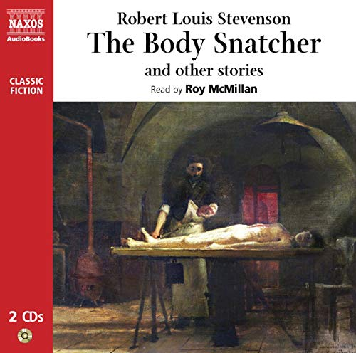 9789626349823: The Body Snatcher and Other Stories (Junior Classics)