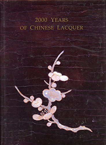 9789627101260: 2000 years of Chinese lacquer: Catalogue of an exhibition jointly presented by the Oriental Ceramic Society of Hong Kong and the Art Gallery, the ... November, 1993 (Mandarin Chinese Edition)