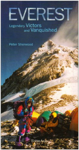 9789627283553: Mount Everest: Legendry, Victors, and Vanquished